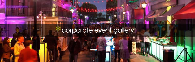Corporate Events Los Angeles