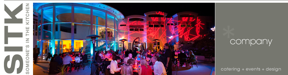 Event Design and Catering
